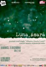 Concert acustic Luna Amară în Flying Circus Pub din Cluj-Napoca