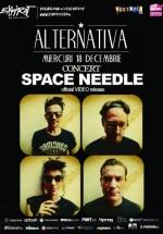 Concert Space Needle în Club Expirat din Bucureşti