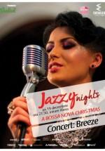Concert de Crăciun Breeze în Energiea din Bucureşti