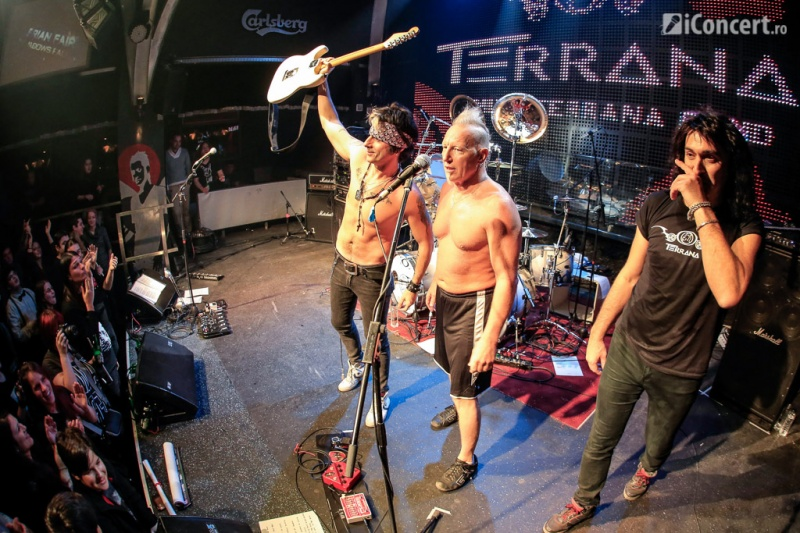 Mike Terrana Band la Bucureşti - Foto: Paul Voicu / iConcert.ro