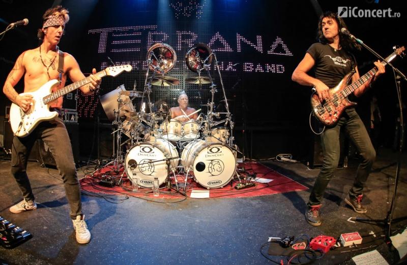 Mike Terrana Band la Christmas Rock Fest 2013 - Foto: Paul Voicu / iConcert.ro