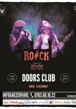Concert The R.O.C.K. – AC/DC Tribute în Club Doors din Constanţa