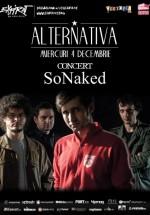 Concert SoNaked în Club Expirat din Bucureşti
