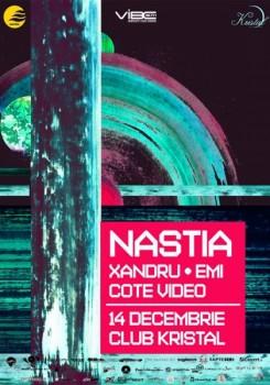 Nastia în Kristal Club din Bucureşti