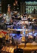 Târgul de Crăciun din Piaţa Universităţii se deschide pe 6 decembrie 2013
