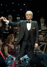 """RECENZIE: Pledoarie muzicală marca Jose Carreras la """"Christmas Gala Concert"""" (POZE)"""