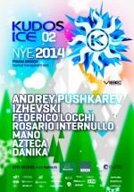 Kudos Ice NYE 2014 în Poiana Braşov