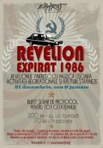 Revelion Expirat 1986 în Club Expirat din Bucureşti