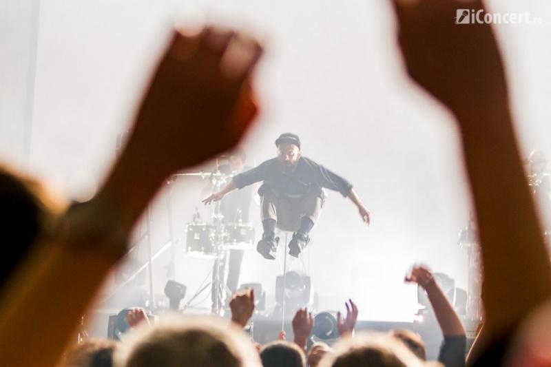 Woodkid în concert la Bucureşti - Foto: Daniel Robert Dinu