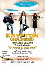 Concert Krypton Unplugged în Club Maydayi din Braşov
