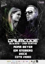 Drumcode Night la Casa Presei Libere din Bucureşti