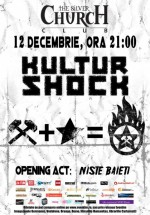 Concert Kultur Shock în The Silver Church din Bucureşti