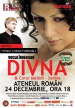 Concert Divna şi Cristian Pomohaci la Ateneul Român din Bucureşti – ANULAT