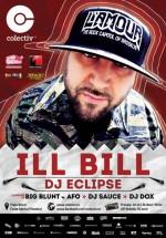 Concert Ill Bill în Club Colectiv din Bucureşti