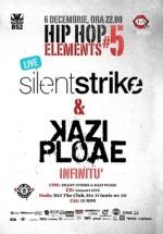 Concert Silent Strike & Kazi Ploae în Club B52 din Bucureşti