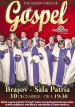 Concert The Golden Voices of Gospel Sala Patria din Braşov