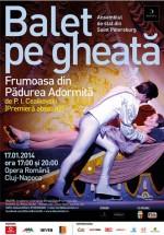 Frumoasa din pădurea adormită – balet pe gheaţă la Opera Română din Cluj-Napoca