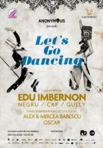 Let's go Dancing cu Edu Imbernon la Casa Vernescu din Bucureşti