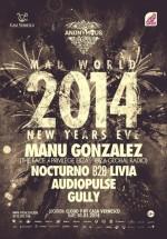 Mad World – NYE 2014 Party la Casa Vernescu din Bucureşti