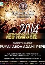 Revelion 2014 în Club Bamboo din Bucureşti