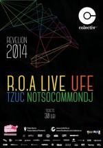 Revelion 2014 în Colectiv din Bucureşti