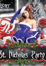 St. Nicholas Party în Old City din Bucureşti