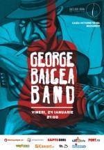 Concert George Baicea Band în Question Mark din Bucureşti