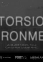 Lansare album Contorsionist în Question Mark din Bucureşti