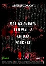Matias Aguayo şi Ten Walls la Palatul Ghika din Bucureşti