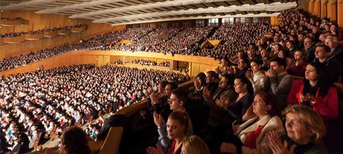 Concertele lunii ianuarie 2014