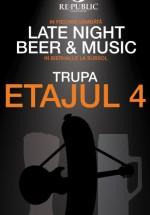Late Night Beer & Music în RE:PUBLIC din Bucureşti
