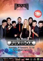 Live Music cu JukeBox în The Black Jack Pub din Bucureşti