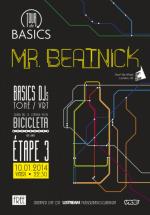 Mr. Beatnick în Bicicleta din Bucureşti