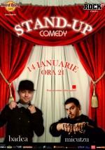 Stand-up Comedy cu Micutzu si Badea în Hard Rock Cafe din Bucureşti