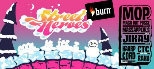 M.O.P. vor concerta la Street Heroes – Cool as Ice 2014