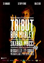Tribut Bob Marley cu Skarra Mucci în Setup Venue din Timişoara