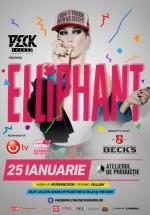Concert Elliphant la Atelierul de Producţie din Bucureşti (CONCURS)
