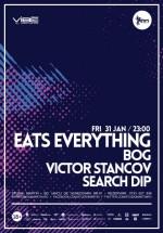 Eats Everything în Studio Martin din Bucureşti