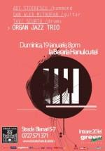 Organ Jazz Trio la Berăria Hanul cu Tei din Bucureşti
