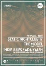 Static Nightclub #17 în Studio Martin din Bucureşti
