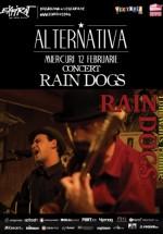 Concert Rain Dogs în Club Expirat din Bucureşti