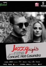 Concert Hot Casandra în Energiea din Bucureşti