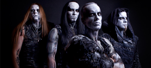 Behemoth vor concerta la Rockstadt Extreme Fest 2014