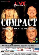 Concert Compact în Club Live din Bucureşti