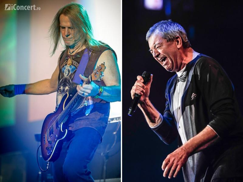 Deep Purple la Bucureşti - Foto: Paul Voicu / iConcert.ro