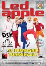 Concert LED Apple în Turbohalle din Bucureşti