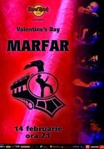 Concert Marfar de Valentine's Day în Hard Rock Cafe din Bucureşti