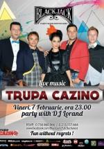 Live Music cu Trupa Cazino în The Black Jack Pub din Bucureşti