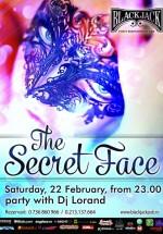 The Secret Face Party în The Black Jack Pub din Bucureşti