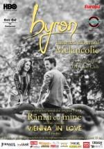 """Concert byron – lansare album """"Melancolic"""" în The Tube din Bucureşti"""